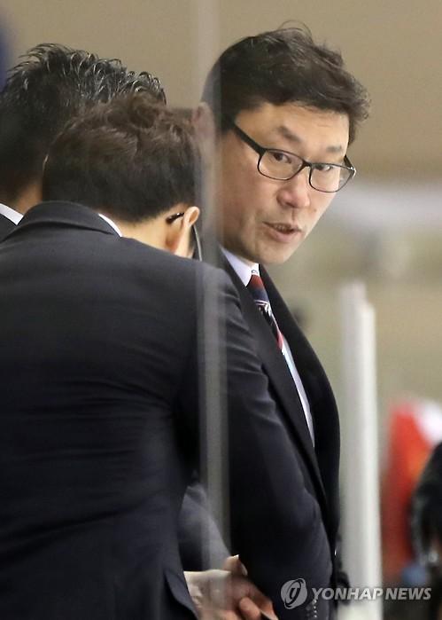 백지선 감독 [연합뉴스 자료사진]
