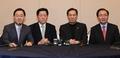 野4당 대표·원내대표 내일 회동…특검연장법·'黃 탄핵' 논의