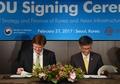 S. Korea, AIIB sign accord on Jeju meeting
