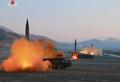 북, 칼빈슨호 출동 겨냥 탄도미사일 1발 발사 실패