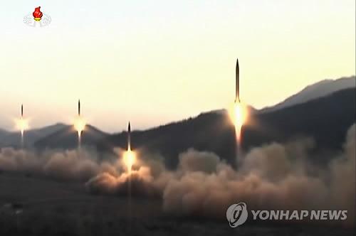 """""""美 대북군사옵션은…미사일발사대 공격·핵시설파괴·전쟁"""""""