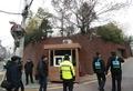 朴槿惠私邸加强警卫