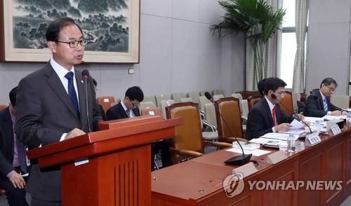 정치발전특위, 중앙선관위 보고