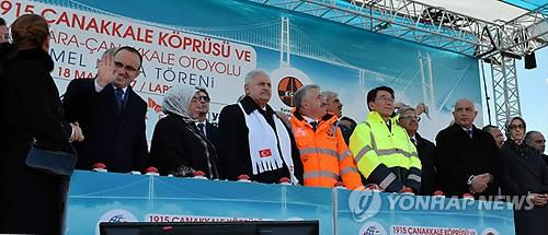 SK건설·대림산업, 올해 3월 터키서 세계 최장 현수교 '첫 삽'