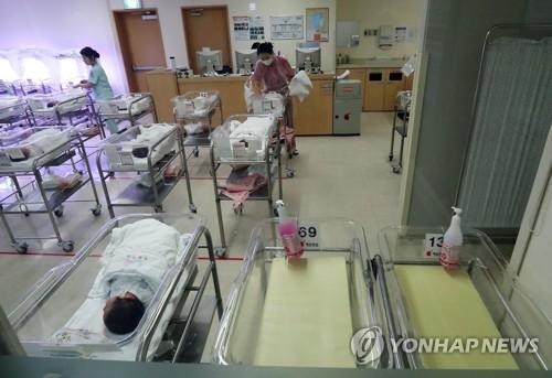 한국 출산율 세계 꼴찌 수준