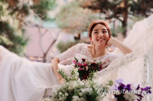 三月新娘Bada