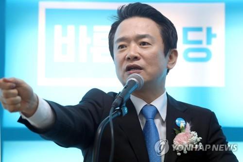 """남경필 """"친박·친문 제외한 대연정 필요"""""""