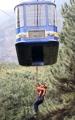 空中での救助訓練