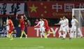 韩国队0比1惜败中国
