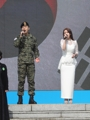 纪念西海守护日李�N基献唱