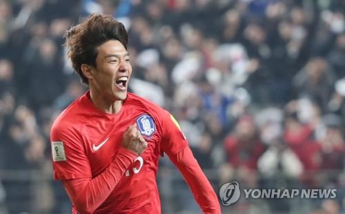 프로축구 전북에 1년 임대 신분으로 합류하는 홍정호
