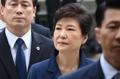 박근혜 전 대통령, 자택서 법원까지 '기나긴 11분'