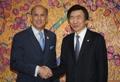 韩外长会见美国会议员