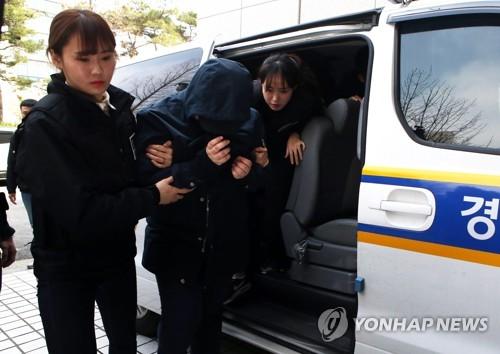 8살 초등생 살인 방조범 [연합뉴스 자료 사진]