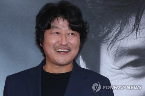 """송강호 """"1980년 광주 이야기…뜨거움과 열정, 공유하고 싶었다"""""""