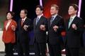 韩大选第二场电视辩论