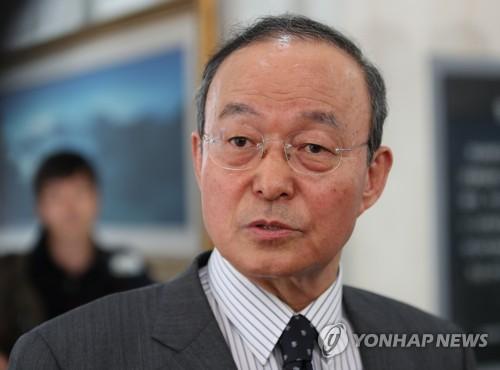 송민순 전 외교통상부 장관(자료사진)