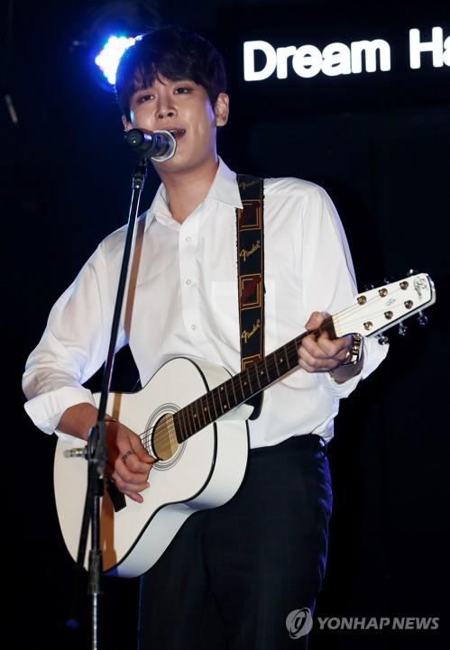 Singer Jang Han-byul