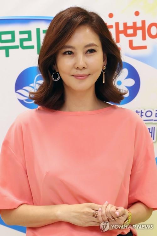 Actress Kim Nam-joo