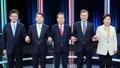 韩大选第三场电视辩论