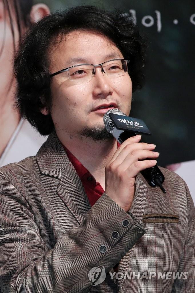 영화 '대립군' 정윤철 감독