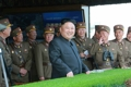 N. Korea marks army anniversary with firing drill