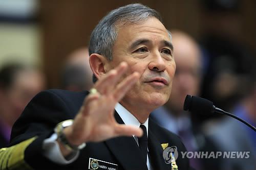 """美태평양사령관 """"사드 곧 가동…수많은 대북 군사옵션 있다"""""""