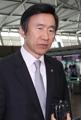 韩外长尹炳世启程赴纽约