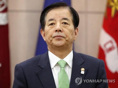 El ministro de Defensa, Han Min-koo (foto de archivo)