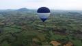 乘热气球游济州