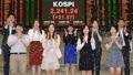 韩KOSPI指数刷年中新高