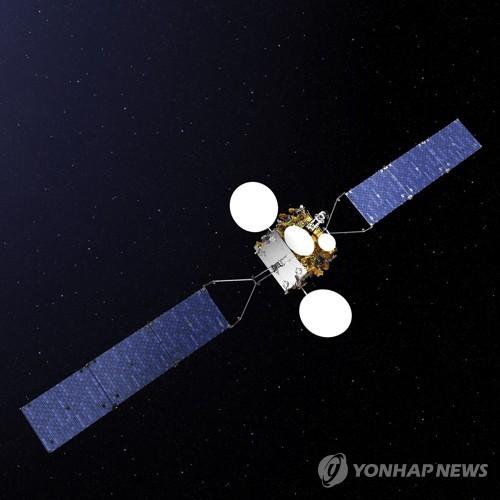 通信・放送衛星「無窮花衛星7号」(アリアンスペース提供)=(聯合ニュース)