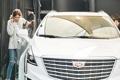 少时秀英出任凯迪拉克全新SUV宣传大使