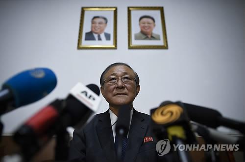 """주중 北대사관, 한국 새 정부에 """"남북 합의 존중·이행"""" 강조"""