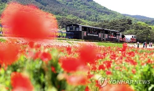 수채화 같은 풍경[연합뉴스 자료사진]