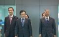 韩总统特使抵京