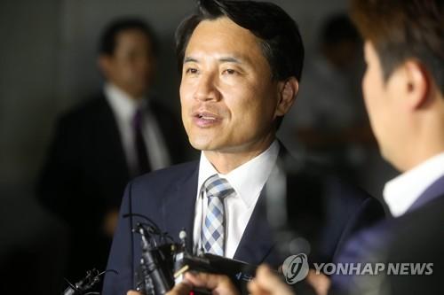'당선 무효' 위기에 처한 김진태