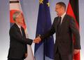 Moon's envoy in Berlin