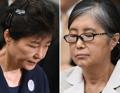 '592억 뇌물' 박근혜 첫 재판 3시간만에 끝나…혐의 전면부인(종합2보)
