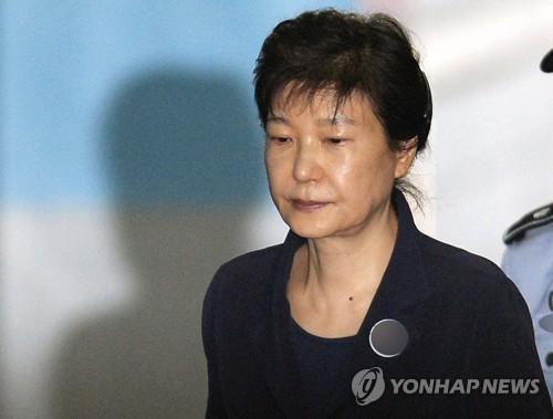 박근혜 전 대통령 [연합뉴스 자료사진]