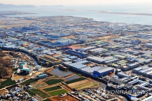 서부산산업단지 [연합뉴스 자료사진]