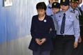 朴槿惠走向法庭