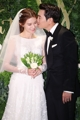 Actor Joo Sang-wook ties the knot with actress Cha Ye-ryeon