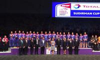 한국 배드민턴, 14년만에 세계혼합단체선수권 우승