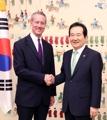U.S. congressman in S. Korea