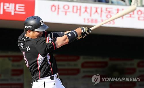 kt 박경수 [연합뉴스 자료 사진]