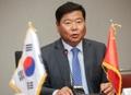 中国驻韩文化参赞史瑞琳访问韩联社