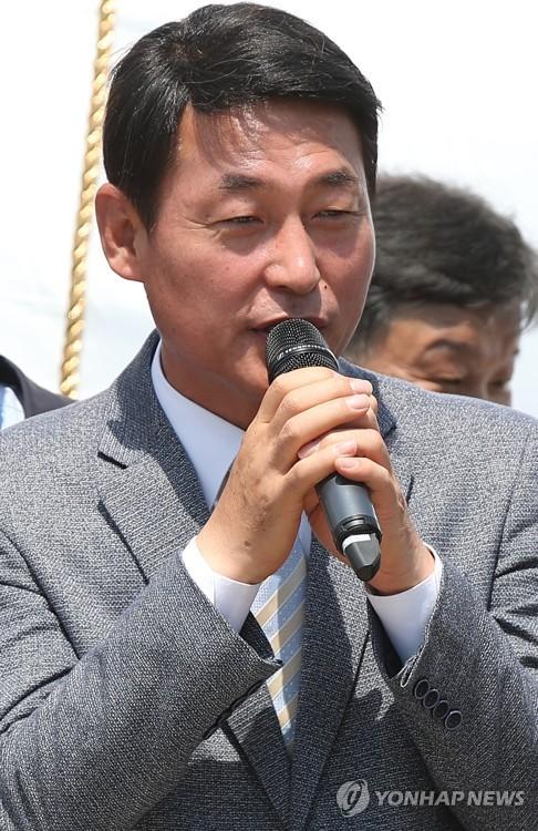 황영철 의원 [연합뉴스 자료 사진]
