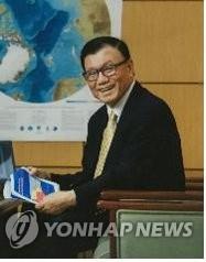대륙붕한계위원회 박용안 의장