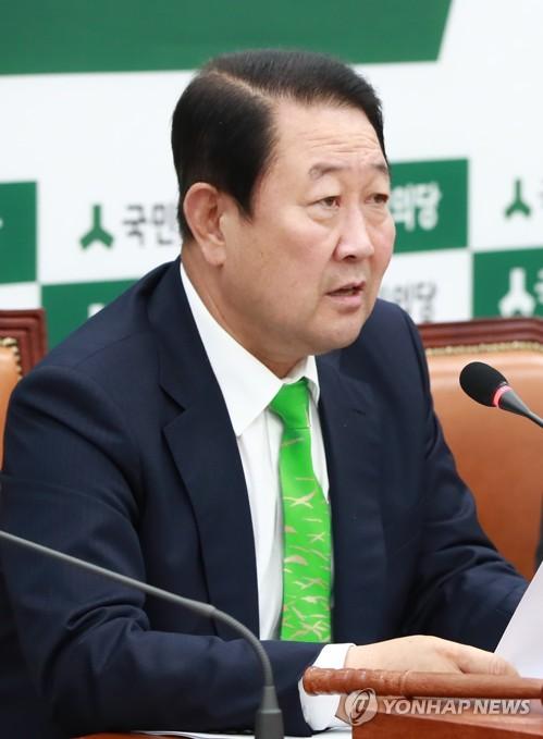 """박주선 """"대통령이 국회와 협치 구도를 깼다"""""""